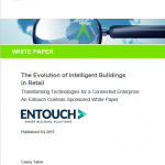 Navigant Research white paper - The Evolution of Intelligent Buildings in Retail